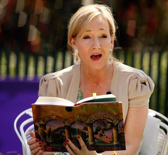 Les conseils de J.K. Rowling
